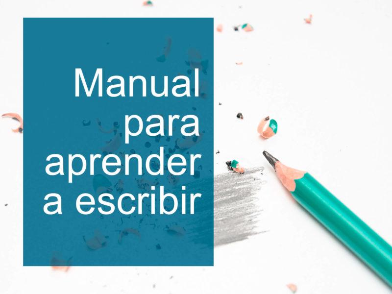 Kitzalet Manual para aprender a escribir Imagen destacada 800x600 - Manual para aprender a escribir (Recomendación)