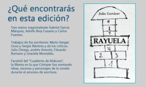 Rayuela edicion conmemorativa Imagen basada en portada original de la RAE 300x180 - Los 10 libros más recomendados como regalo para papá en su día