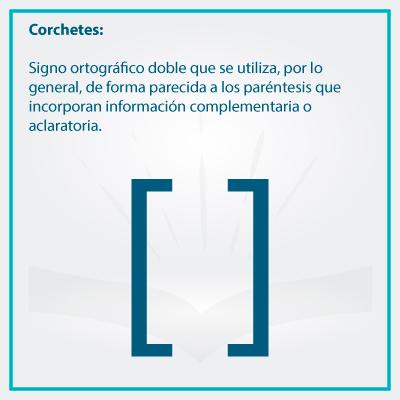 Conoce el uso correcto de los signos de puntuacion corchetes - Conoce-el-uso-correcto-de-los-signos-de-puntuacion-corchetes