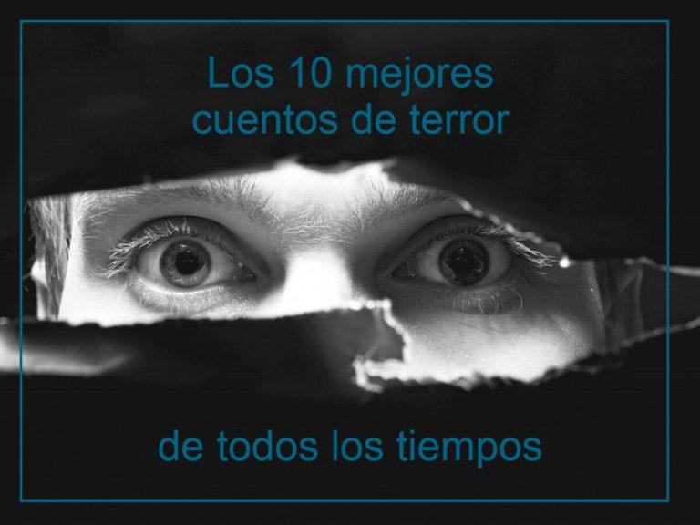 Kitzalet Los 10 mejores cuentos de terror destacada