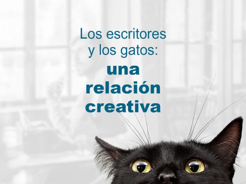Kitzalet Los escritores y los gatos destacada 800x600 - Los escritores y los gatos: una relación creativa