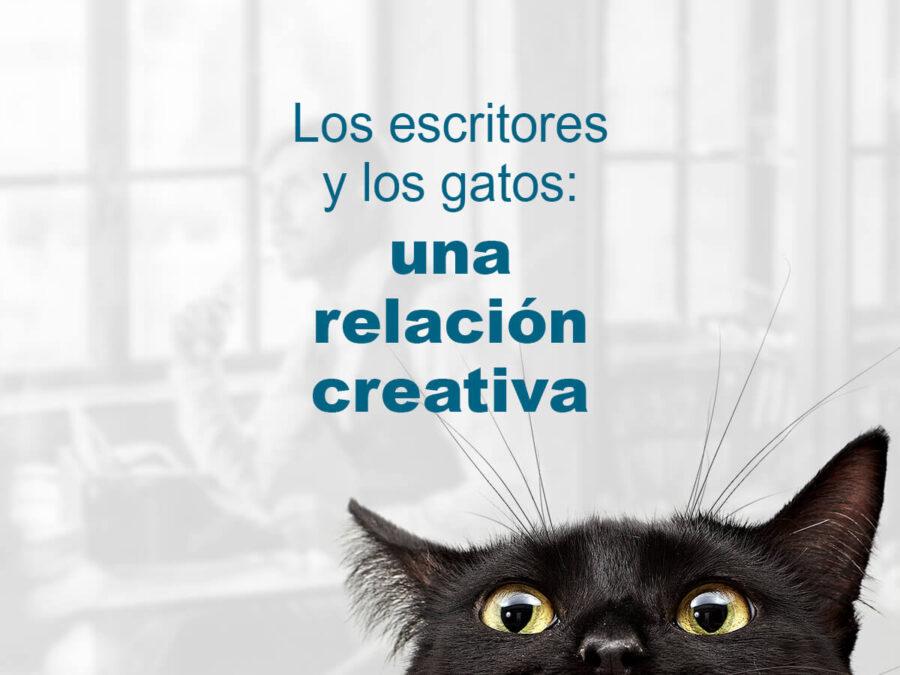 Kitzalet Los escritores y los gatos destacada 900x675 - Kitzalet - Los escritores y los gatos (destacada)