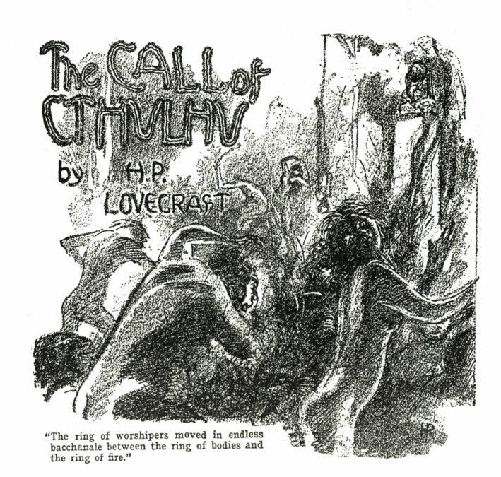 Los 10 mejores cuentos de terror La llamada de Cthulhu 709x675 - Los 10 mejores cuentos de terror La llamada de Cthulhu