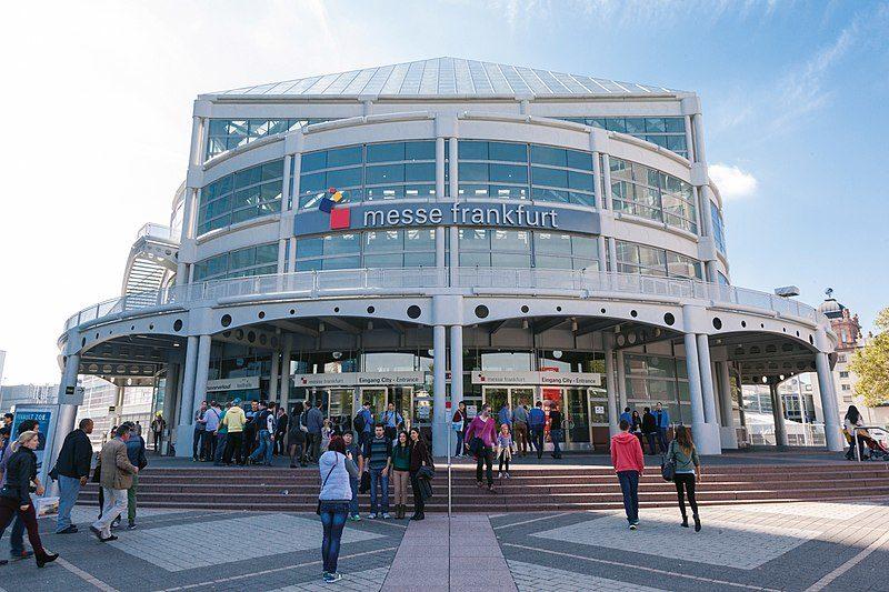 Kitzalet Feria del libro de Frankfurt 6 Instalaciones del Messe Frankfurt 800x533 - 70 años de Frankfurt: la feria del libro más importante del mundo
