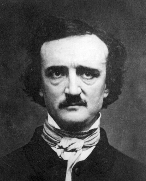 Kitzalet Como escribir un cuento de terror Retrato de Edgar Allan Poe 485x600 - Cómo escribir un cuento de terror