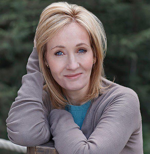 Kitzalet Dia de las escritoras 2019 J.K. Rowling 584x600 - 10 grandes mujeres de las letras [Día de las escritoras]