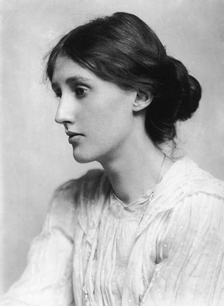 Kitzalet Dia de las escritoras 2019 Virginia Woolf 439x600 - Kitzalet - Dia de las escritoras 2019 (Virginia Woolf)