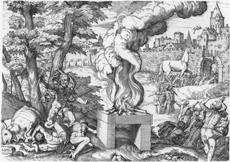 Kitzalet Principales generos literarios epica guerra de troya 800x562 - Kitzalet Principales generos literarios epica guerra de troya