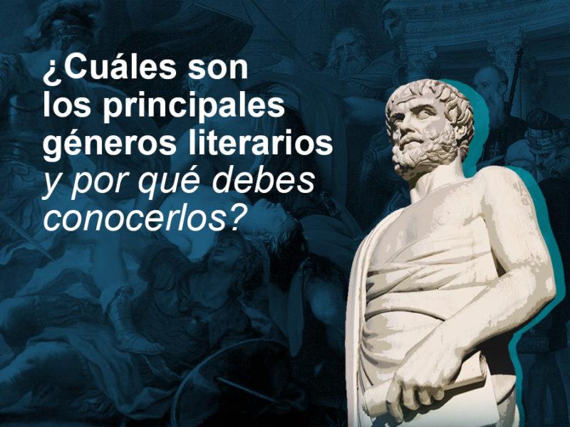 Kitzalet principales generos literarios 800x600 - ¿Cuáles son los principales géneros literarios y por qué debes conocerlos?
