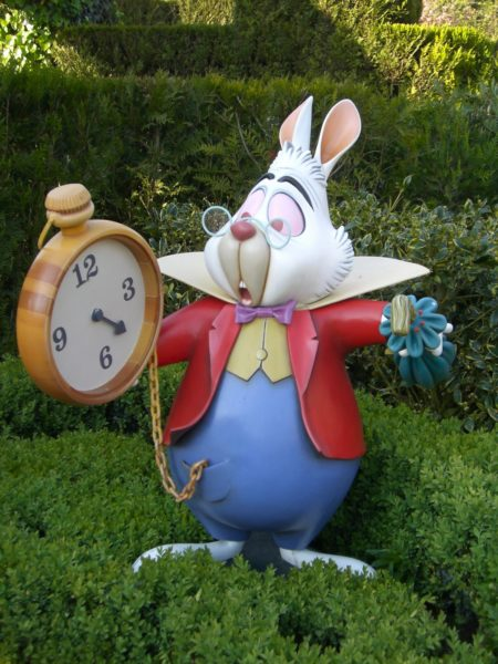 Kitzalet Conejo blanco Disney 450x600 - 5 libros juveniles para leer a cualquier edad [RECOMENDACIONES]