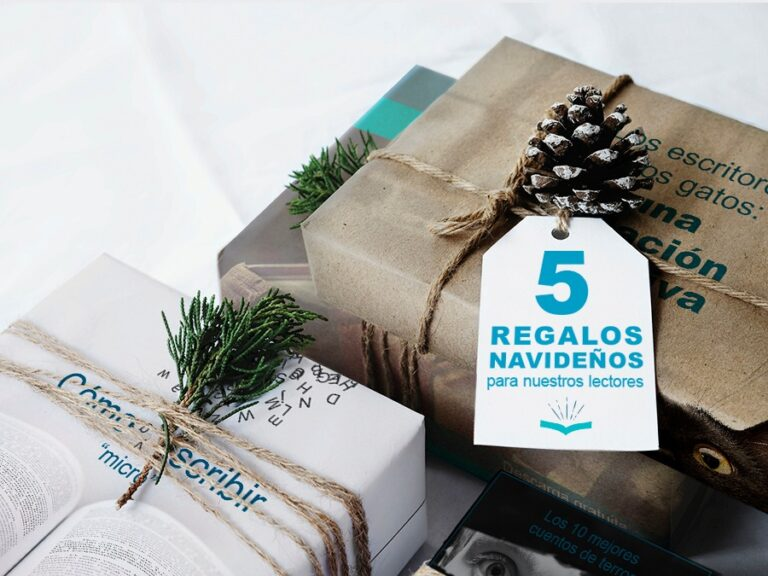 Kitzalet 5 regalos navidenos para nuestros lectores destacada 768x576 - 5 regalos navideños para nuestros lectores