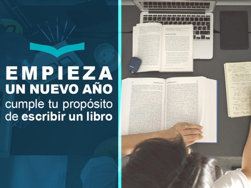 Empieza un nuevo año cumple tu propósito de escribir un libro 800x600 - Empieza un nuevo año, cumple tu propósito de escribir un libro [RECOMENDACIONES]