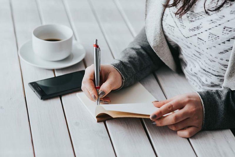 Kitzalet Toma de notas 800x534 - Empieza un nuevo año, cumple tu propósito de escribir un libro [RECOMENDACIONES]