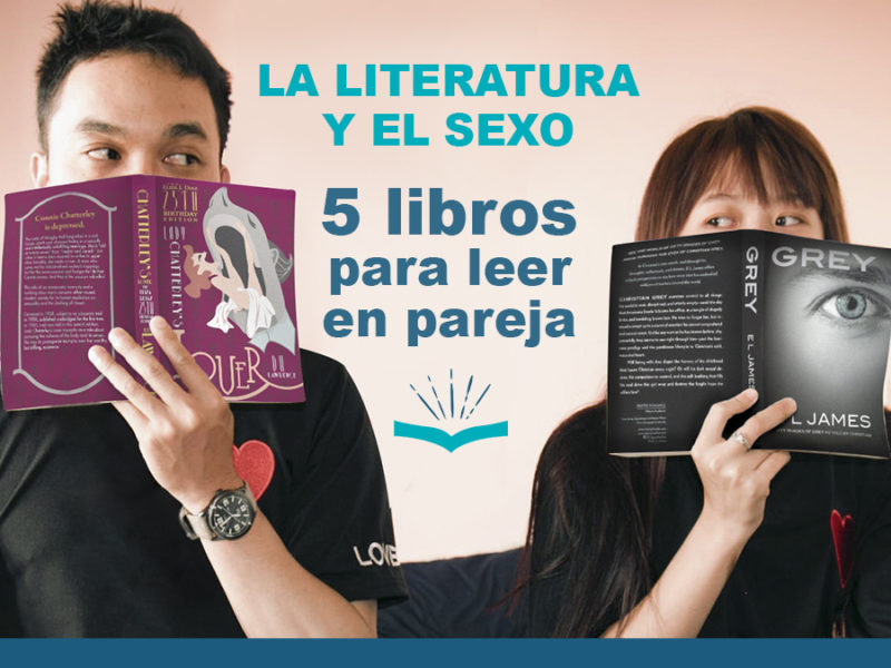 Kitzalet 5 libros para leer en pareja destacada 800x600 - La literatura y el sexo: 5 libros para leer en pareja