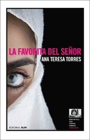 Kitzalet Cubierta del libro La favorita del Señor Ana Teresa Torres - Kitzalet - Cubierta del libro La favorita del Señor (Ana Teresa Torres)
