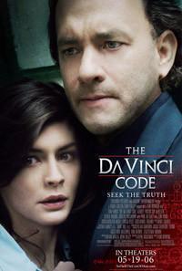 Kitzalet Poster El Código Da Vinci - Del libro a la gran pantalla: ¿qué sale bien?, ¿qué sale mal?
