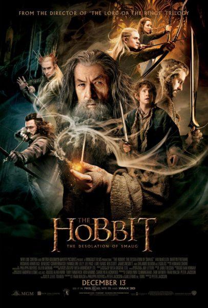 Kitzalet Poster El hobbit 406x600 - Del libro a la gran pantalla: ¿qué sale bien?, ¿qué sale mal?