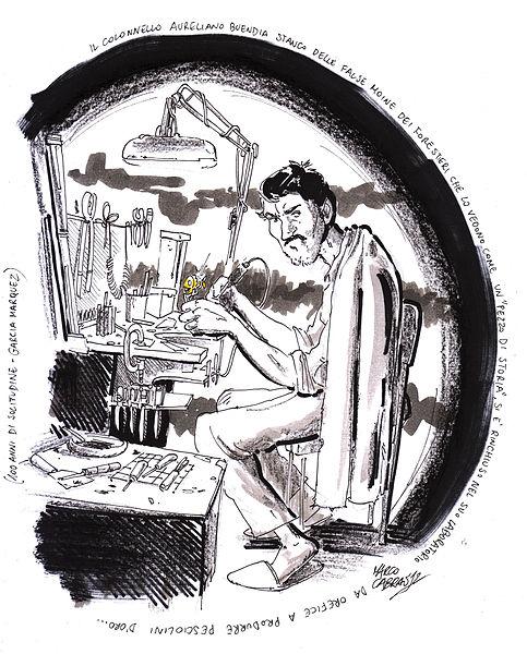 Kitzalet Aureliano Buendía - 10 personajes literarios que seguramente pensaste que existieron