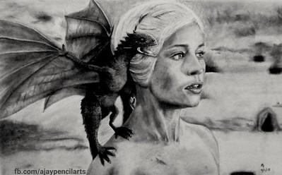 Kitzalet Daenerys Targaryen imagen tomada de flickr - 10 personajes literarios que seguramente pensaste que existieron