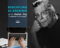 Kitzalet Disciplina al escribir a lo Stephen King o esperar a la musa 1 200x160 - Disciplina al escribir ¿a lo Stephen King o esperar a la musa?