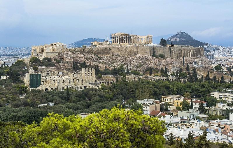 """Kitzalet Acropolis de Atenas Grecia - """"Deus Ex Machina"""": cuando la trama se complica"""