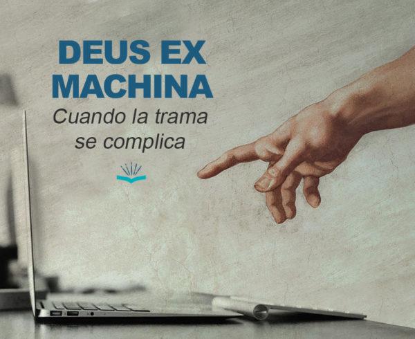 "Kitzalet Deus ex Machina 600x490 - ""Deus Ex Machina"": cuando la trama se complica"