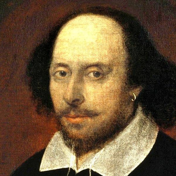 Kitzalet Retrato de William Shakespeare - Día del Libro y del Idioma: Shakespeare, Cervantes y Sant Jordi