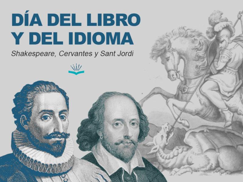 Kitzalet Shakespeare Cervantes 800x600 - Día del Libro y del Idioma: Shakespeare, Cervantes y Sant Jordi