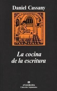 Kitzalet Y esa mala maña la muletilla Cubierta del libro Cocina de la escritura - Kitzalet - Y esa mala maña la muletilla (Cubierta del libro Cocina de la escritura)