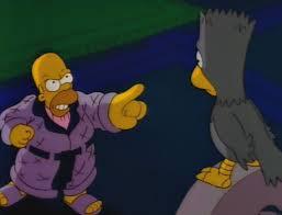 Kitzalet Impacto de la literatura en la cultura pop El cuervo Los Simpson - Impacto de la literatura en la cultura pop