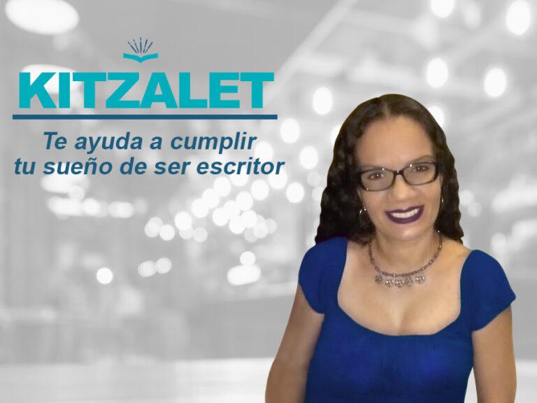 Kitzalet Entrevista Eliana Guerra 768x576 - Kitzalet te ayuda a cumplir tu sueño de ser escritor