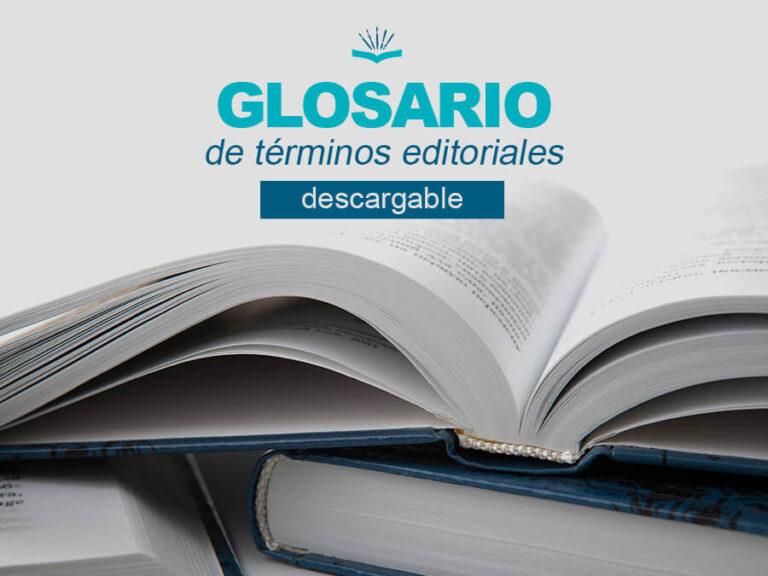 Kitzalet Glosario de términos editoriales