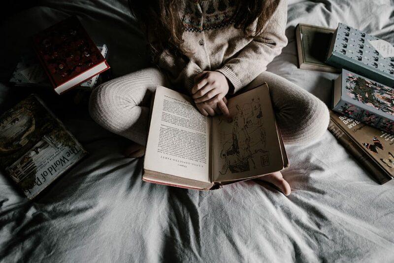 Kitzalet Ha cambiado la cuarentena nuestros habitos de lectura Lectura impresa 800x533 - ¿Ha cambiado la cuarentena nuestros hábitos de lectura?