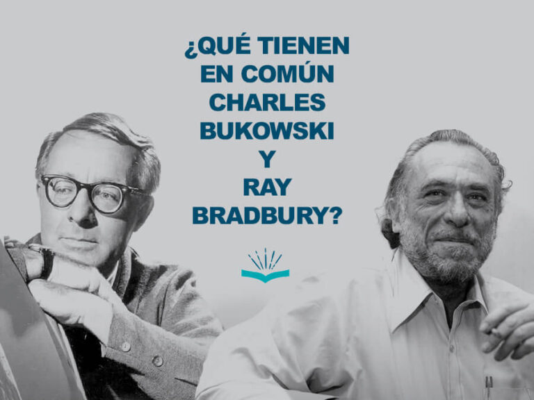 Kitzalet Que tienen en comun Charles Bukowski y Ray Bradbury 768x576 - ¿Qué tienen en común Charles Bukowski y Ray Bradbury?
