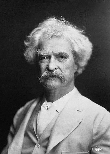 Kitzalet Seudonimos Mark Twain - Kitzalet - Seudonimos (Mark Twain)
