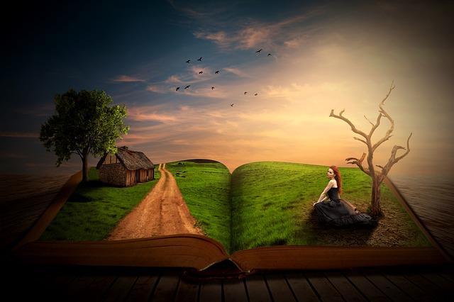 Kitzalet Espacio y tiempo narrativo 2 Imagen de Christine Engelhardt en Pixabay - Espacio y tiempo narrativo: dónde y cuándo ubicar tu historia