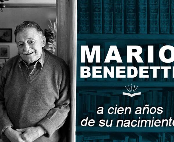Kitzalet Mario Benedetti a cien anos de su nacimiento 600x490 - Mario Benedetti: a cien años de su nacimiento