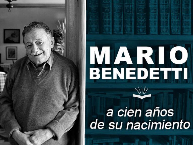 Kitzalet Mario Benedetti a cien anos de su nacimiento 768x576 - Mario Benedetti: a cien años de su nacimiento
