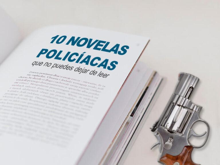 Kitzalet 10 novelas policiacas que no puedes dejar de leer