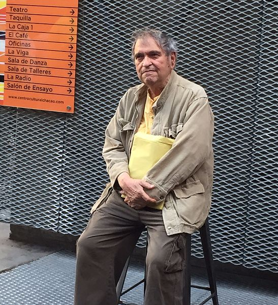 Kitzalet Rafael Cadenas primer nobel de literatura venezolano 2 - Kitzalet Rafael Cadenas primer nobel de literatura venezolano 2