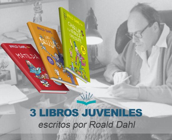 Kitzalet 3 libros juveniles escritos por Roald Dahl 600x490 - 3 libros juveniles escritos por Roal Dahl