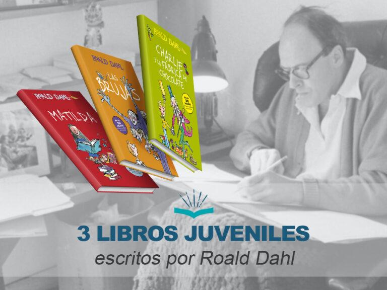 Kitzalet 3 libros juveniles escritos por Roald Dahl 768x576 - 3 libros juveniles escritos por Roal Dahl
