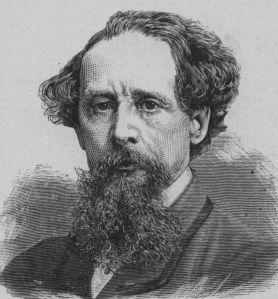 Kitzalet El Grinch y Scrooge Retrato de Charles Dickens - Kitzalet El Grinch y Scrooge Retrato de Charles Dickens