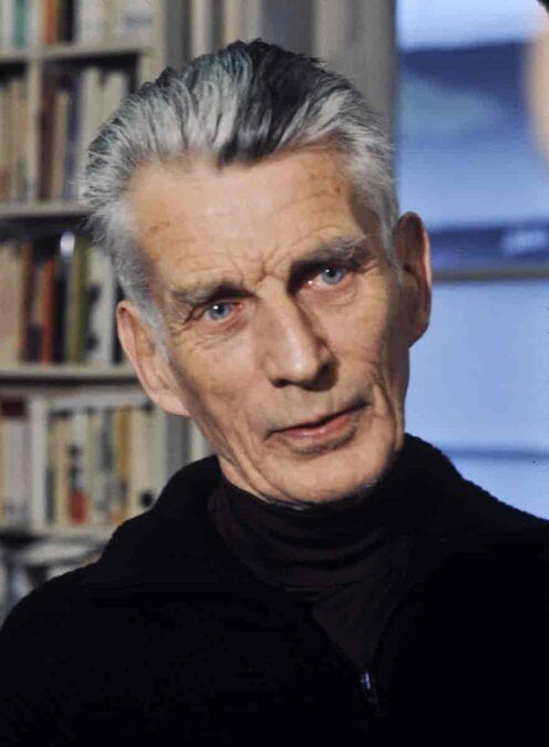 Kitzalet Samuel Beckett esperando el teatro del absurdo Beckett 496x675 - Samuel Beckett, esperando el teatro del absurdo