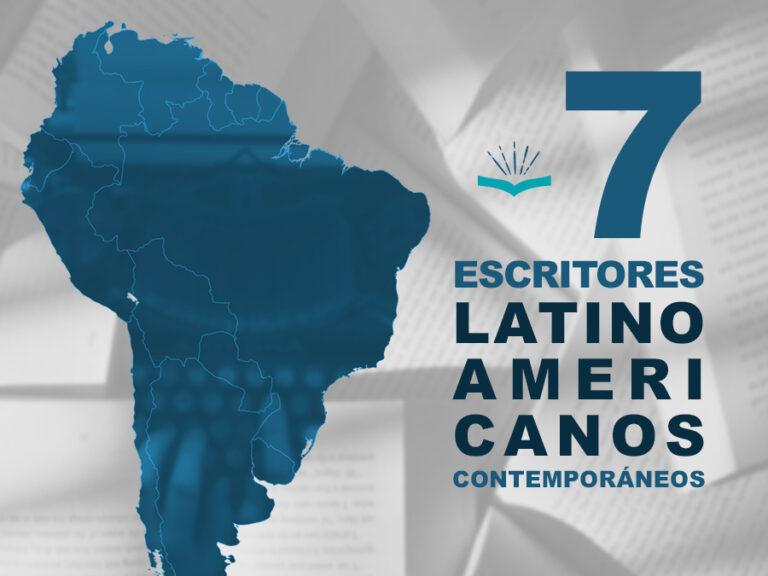 Kitzalet siete escritores latinoamericanos contemporaneos 1