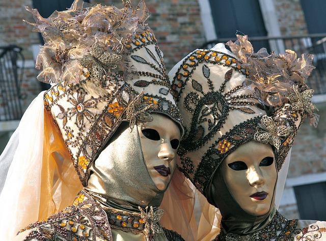 Kitzalet Carnaval literario Mascaras - Kitzalet Carnaval literario Mascaras