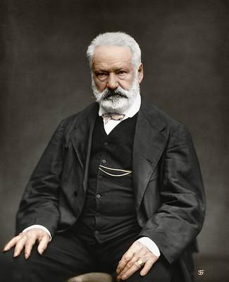 Kitzalet nacimiento de Victor Hugo Retrato - Kitzalet nacimiento de Victor Hugo Retrato
