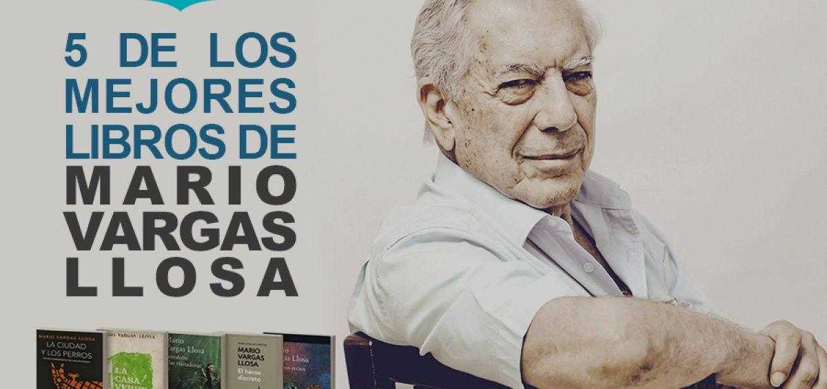 Kitzalet cinco libros Mario Vargas LLosa