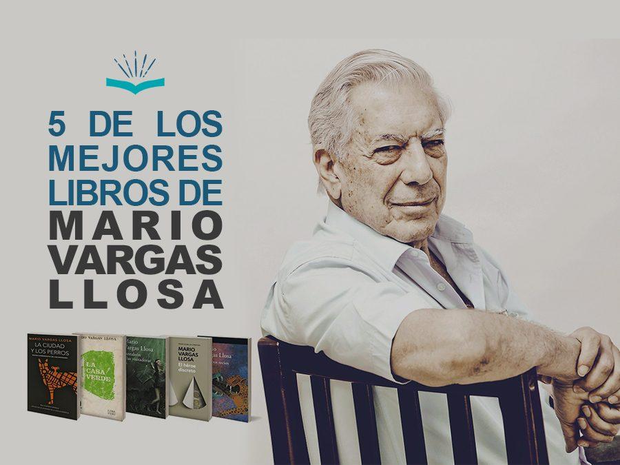 Kitzalet cinco libros Mario Vargas LLosa 900x675 - Kitzalet cinco libros Mario Vargas LLosa