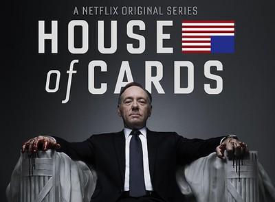 Kitzalet Series de Netflix basadas en libros House of Cards - Series de Netflix basadas en libros